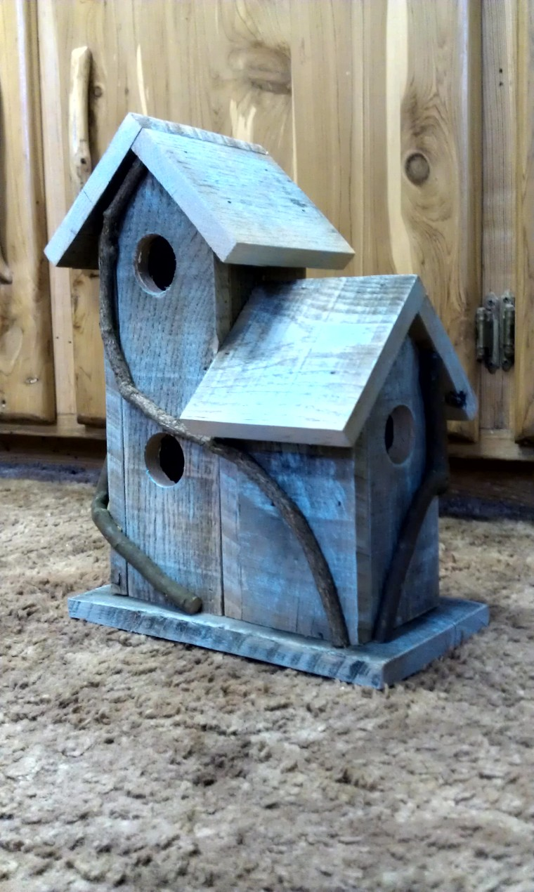 Birdhouses in the Works